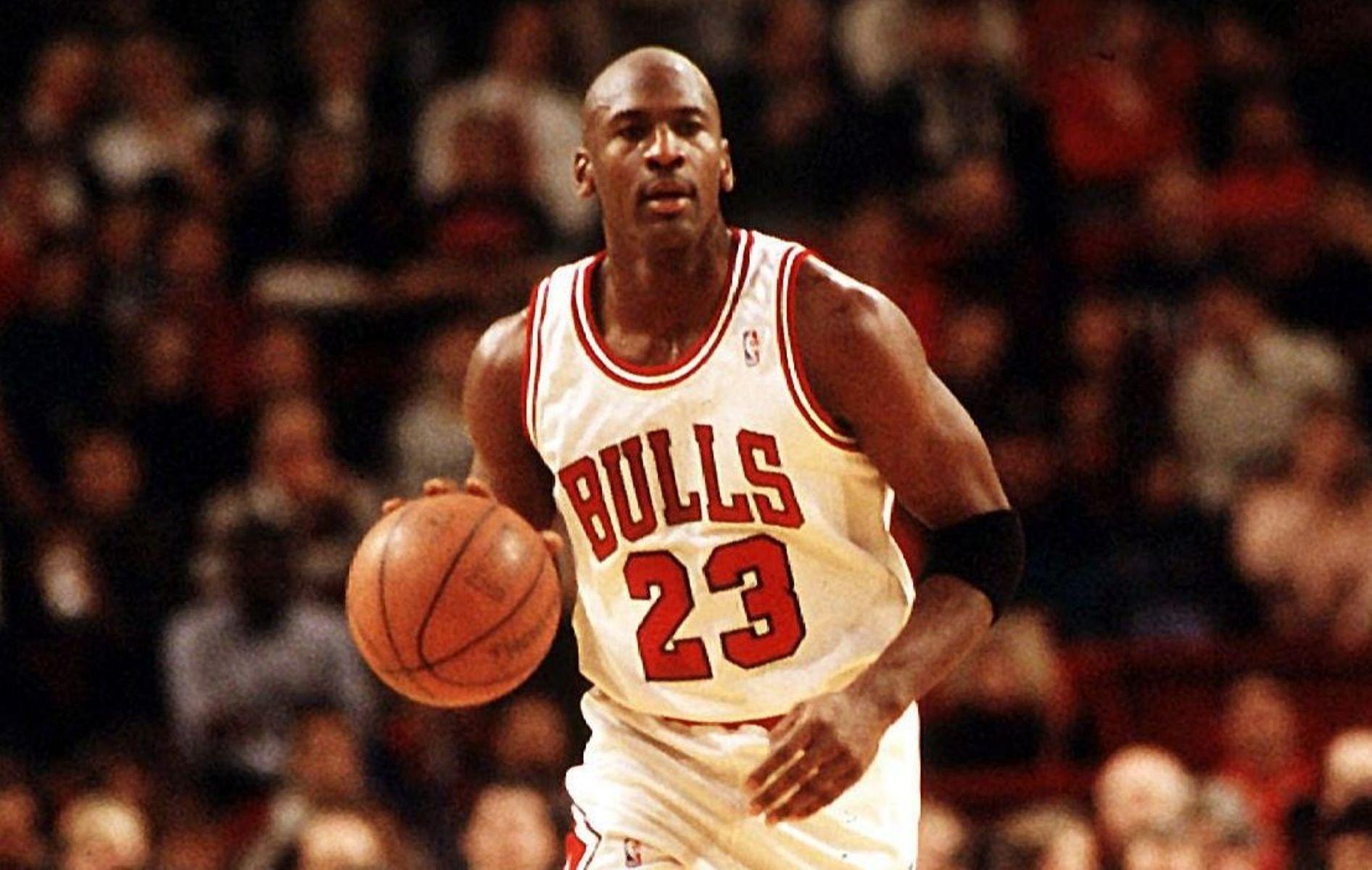 Michael Jordan Gallery