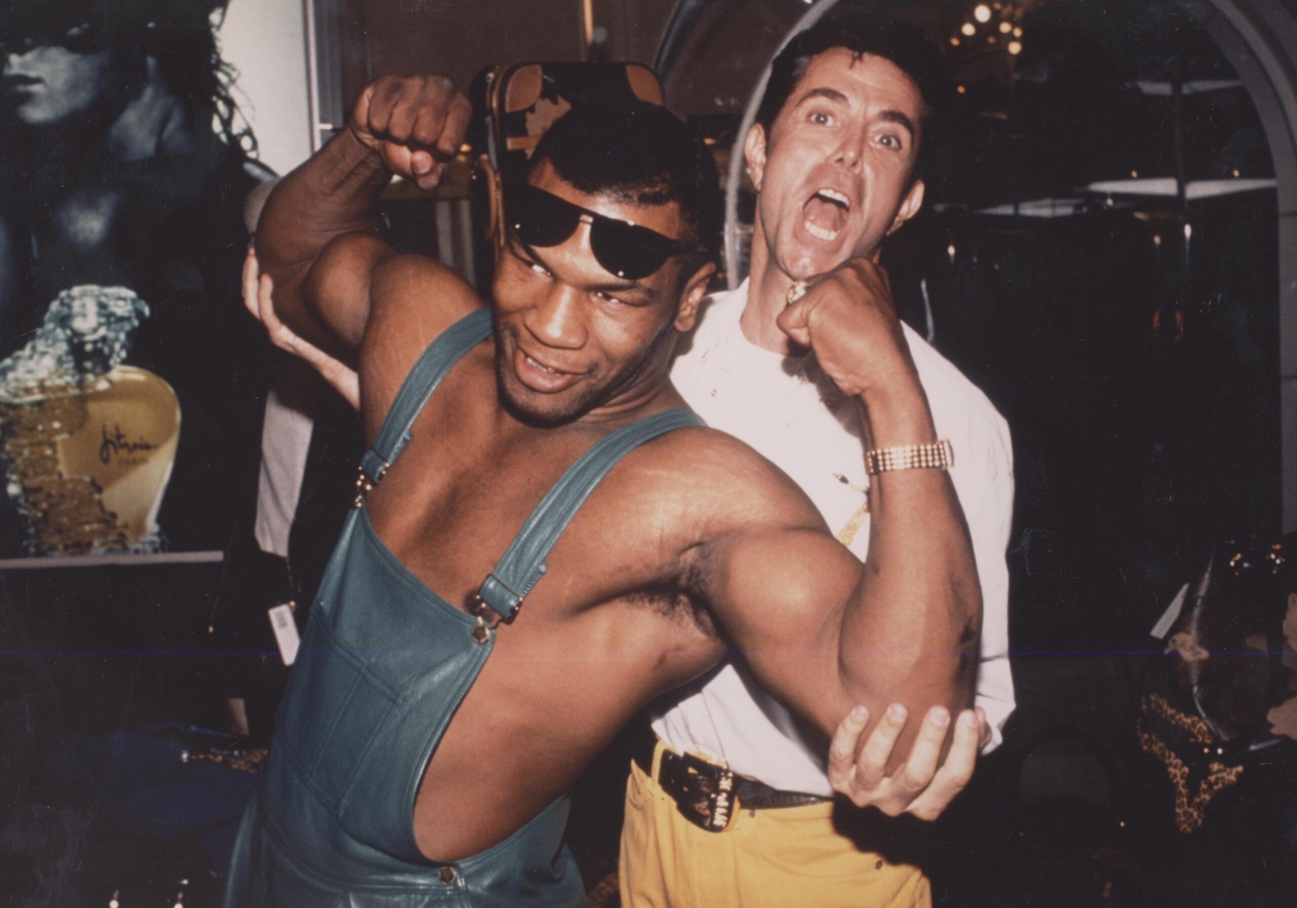 Mike Tyson Gallery