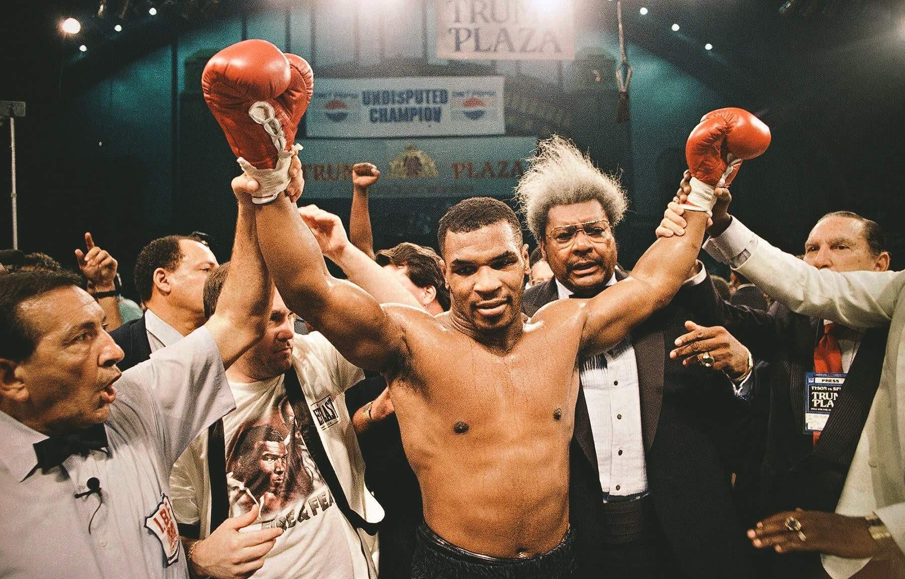 Mike Tyson Photos
