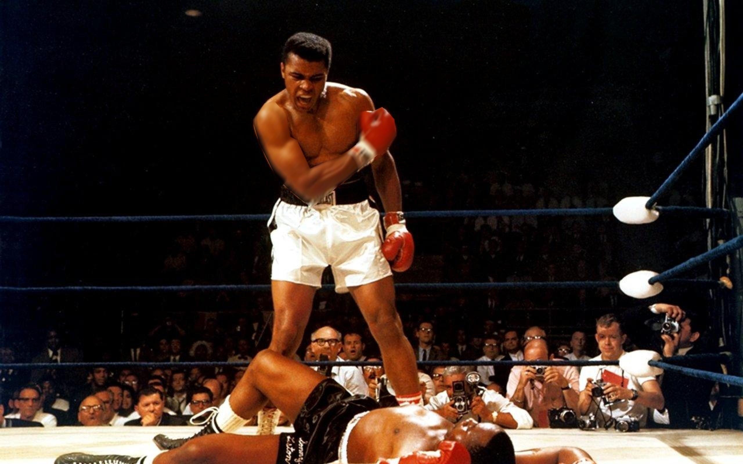 Muhammad Ali Background images