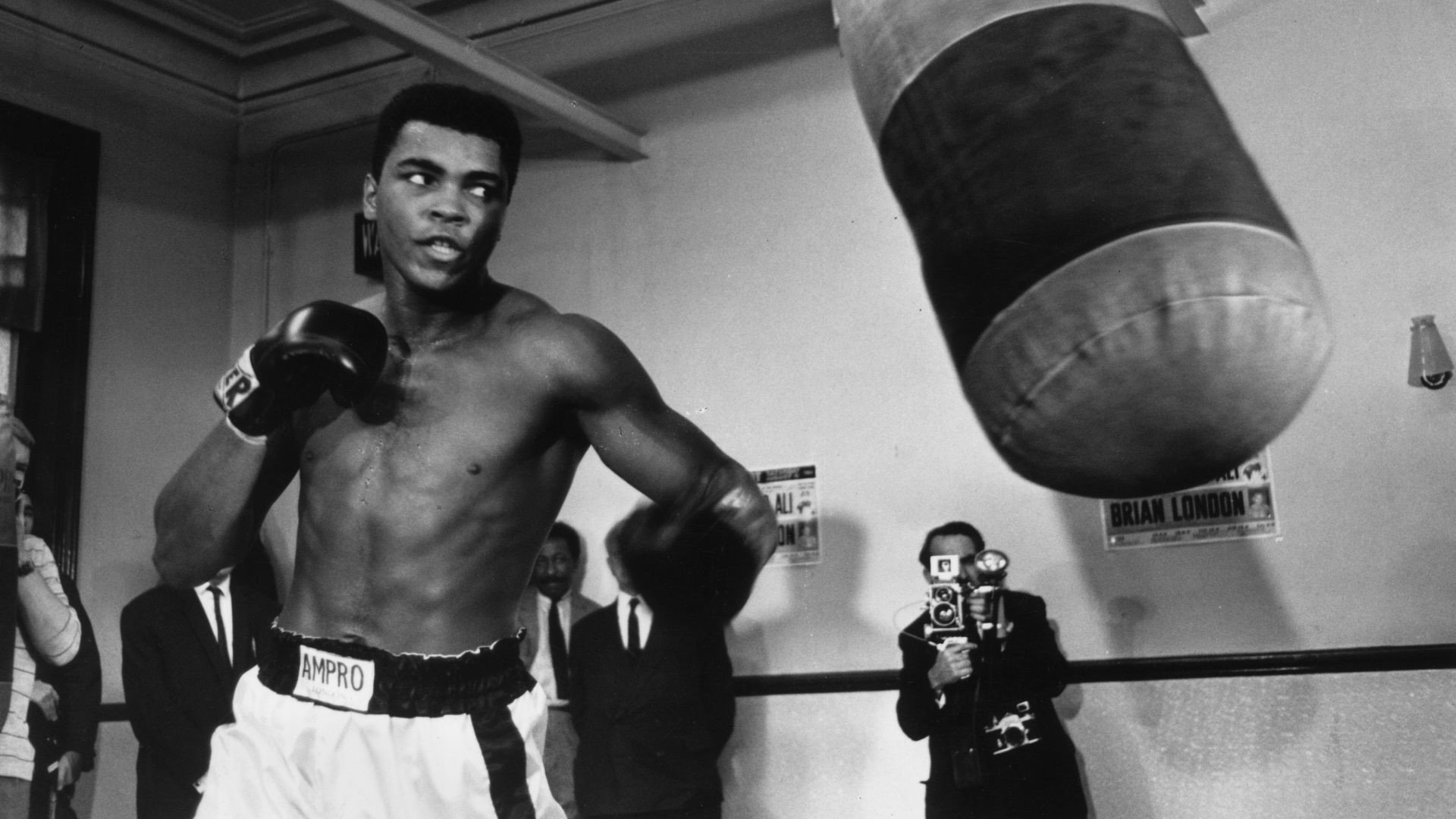 Muhammad Ali Background
