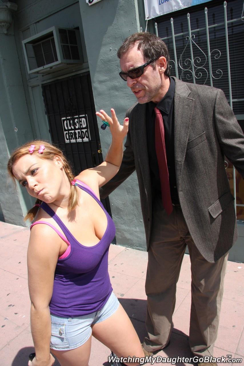 Natasha Nice and her Husband