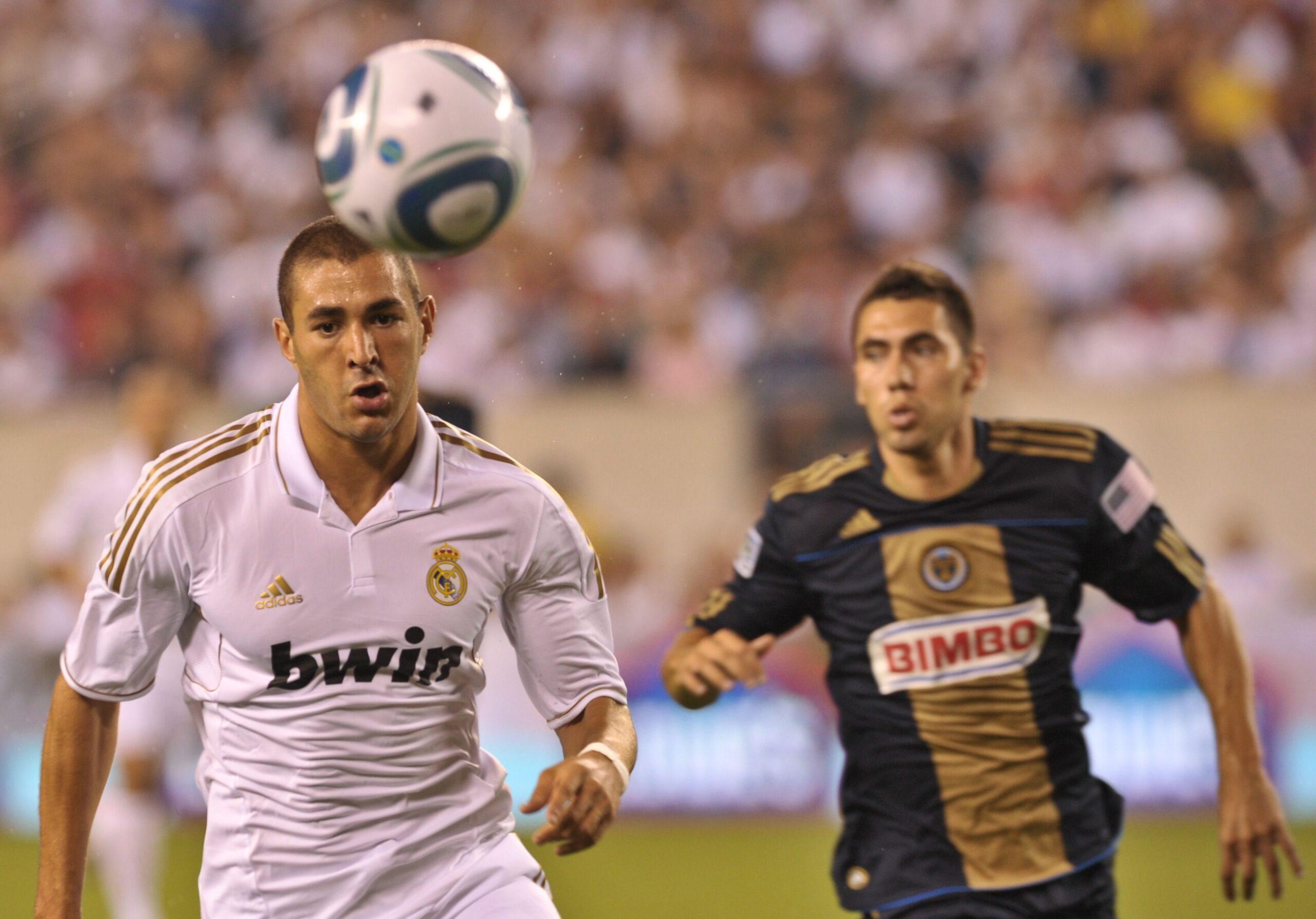 Pictures of Karim Benzema