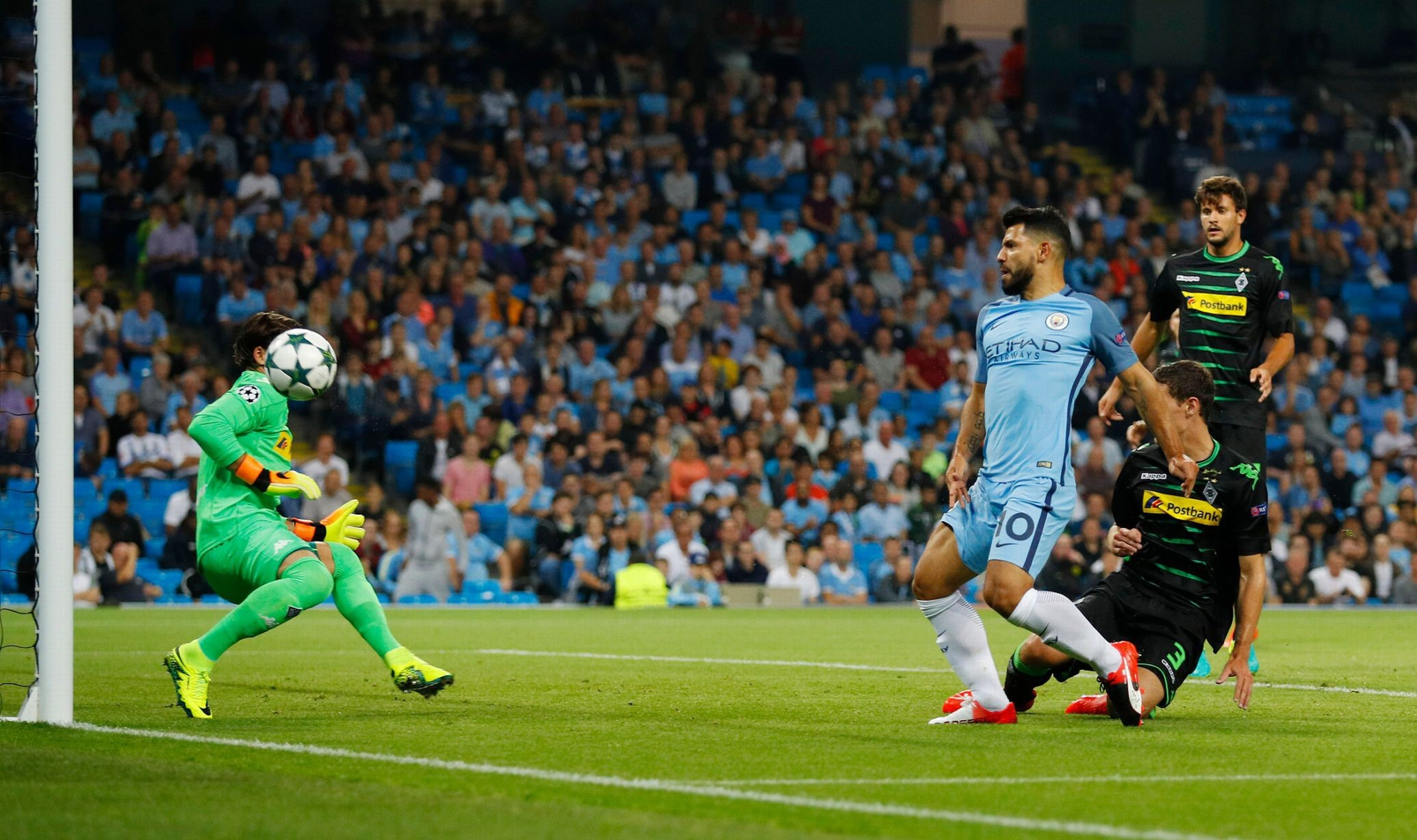 Pictures of Manchester City