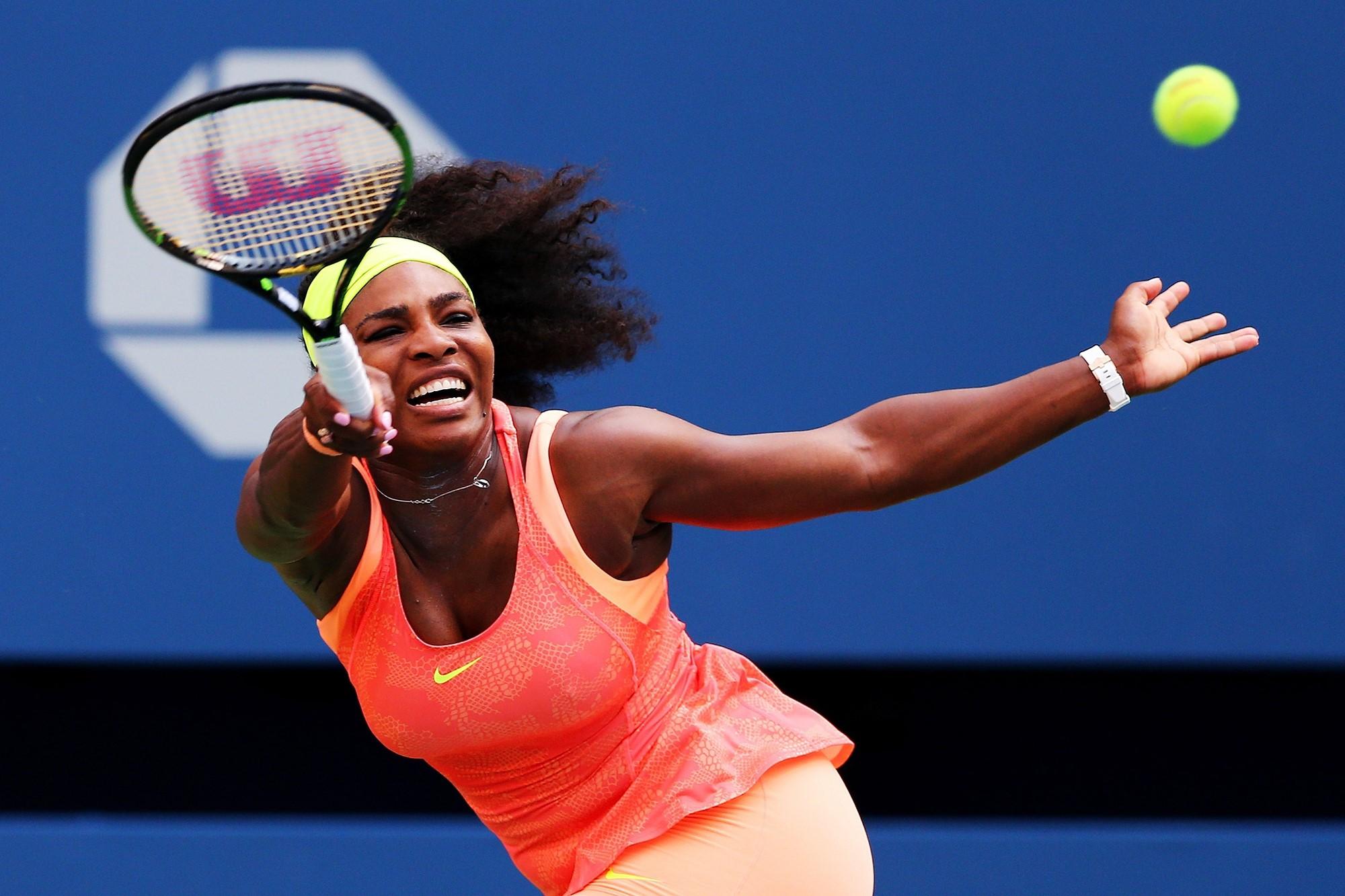 Serena Williams Background