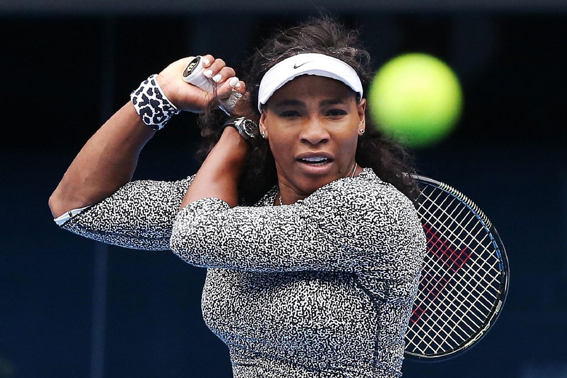 Serena Williams Desktop Wallpapers