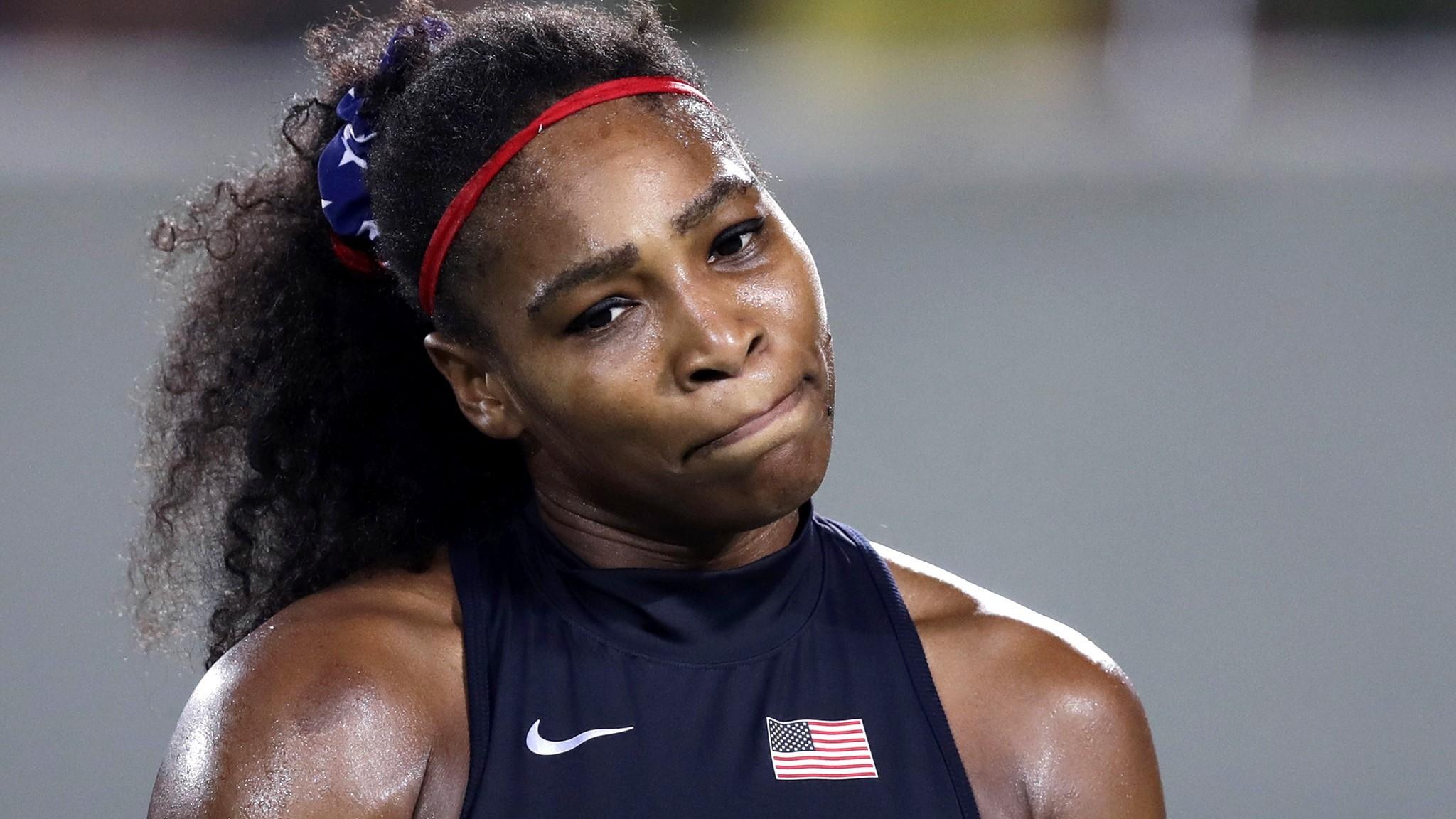 Serena Williams Desktop
