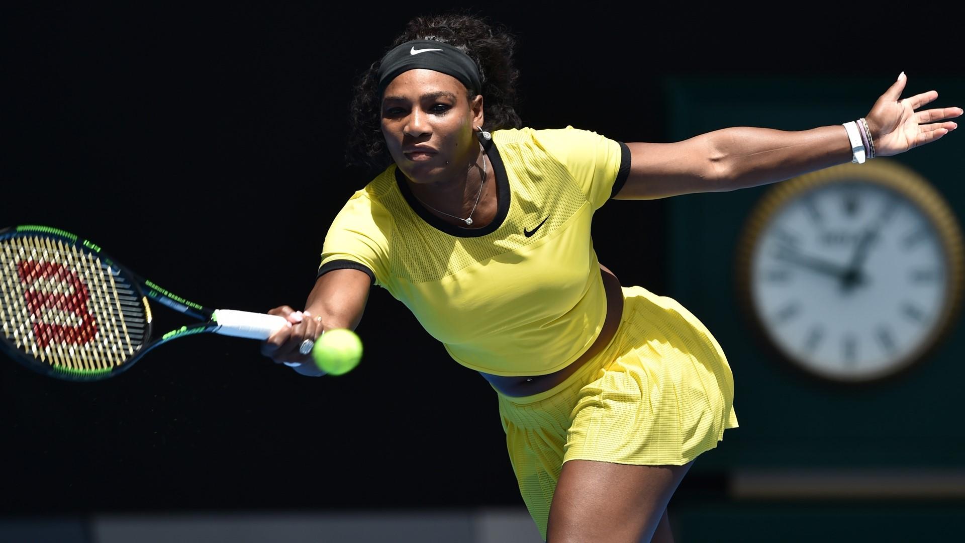 Serena Williams Laptop Wallpapers