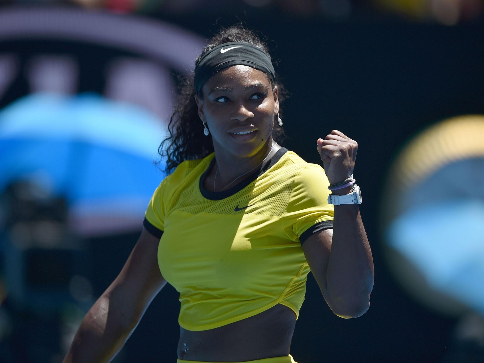 Serena Williams Photo Gallery