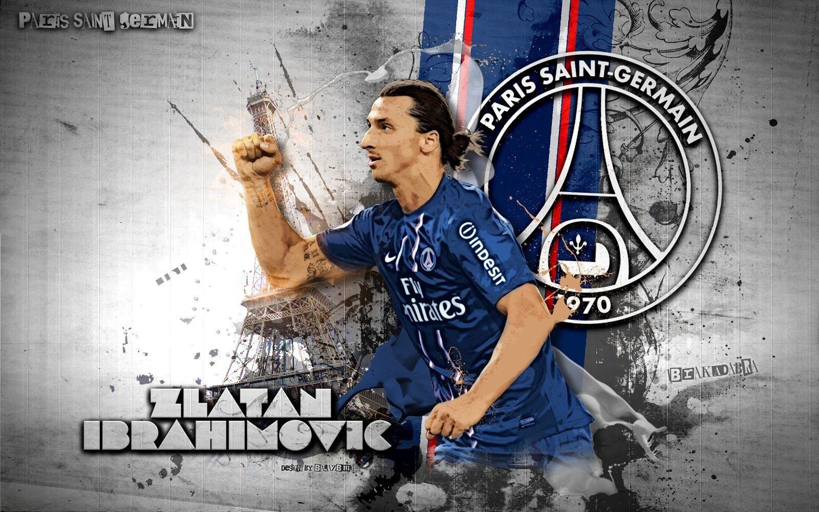 Zlatan Ibrahimovic Background
