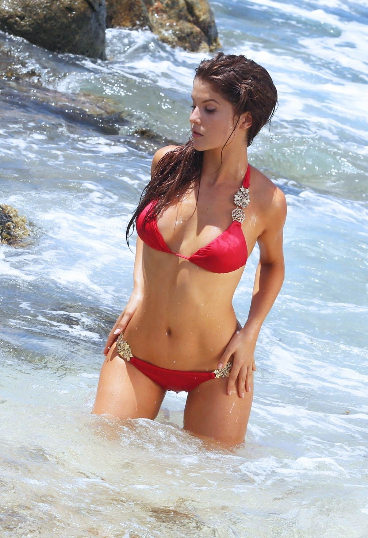 Amanda Cerny Bikini Photos