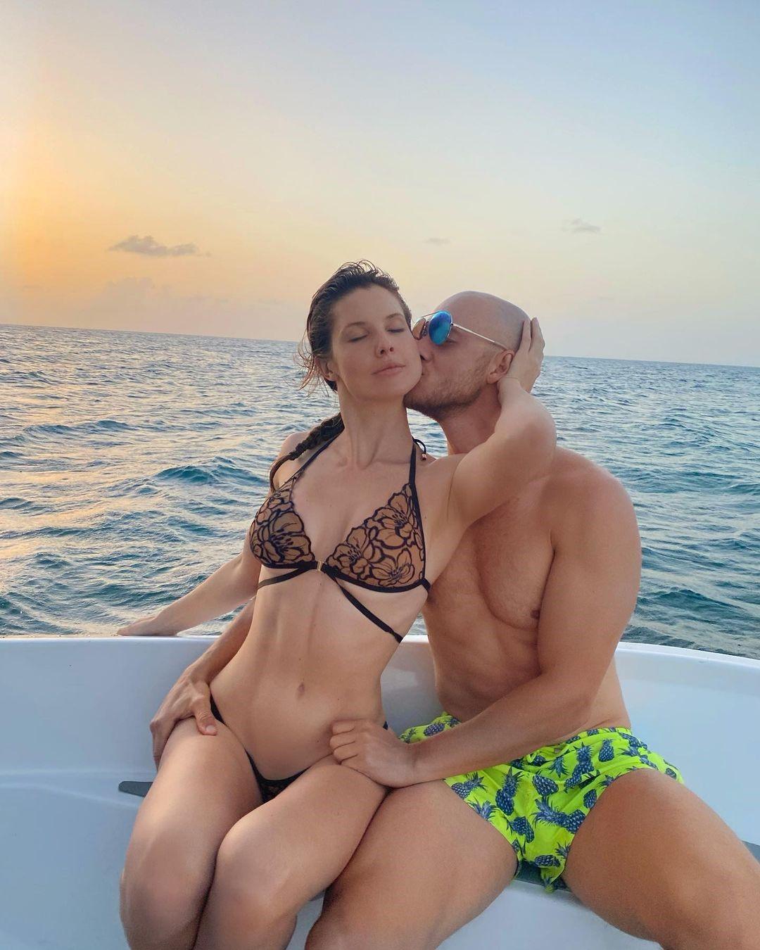 Amanda Cerny and her Boyfriend