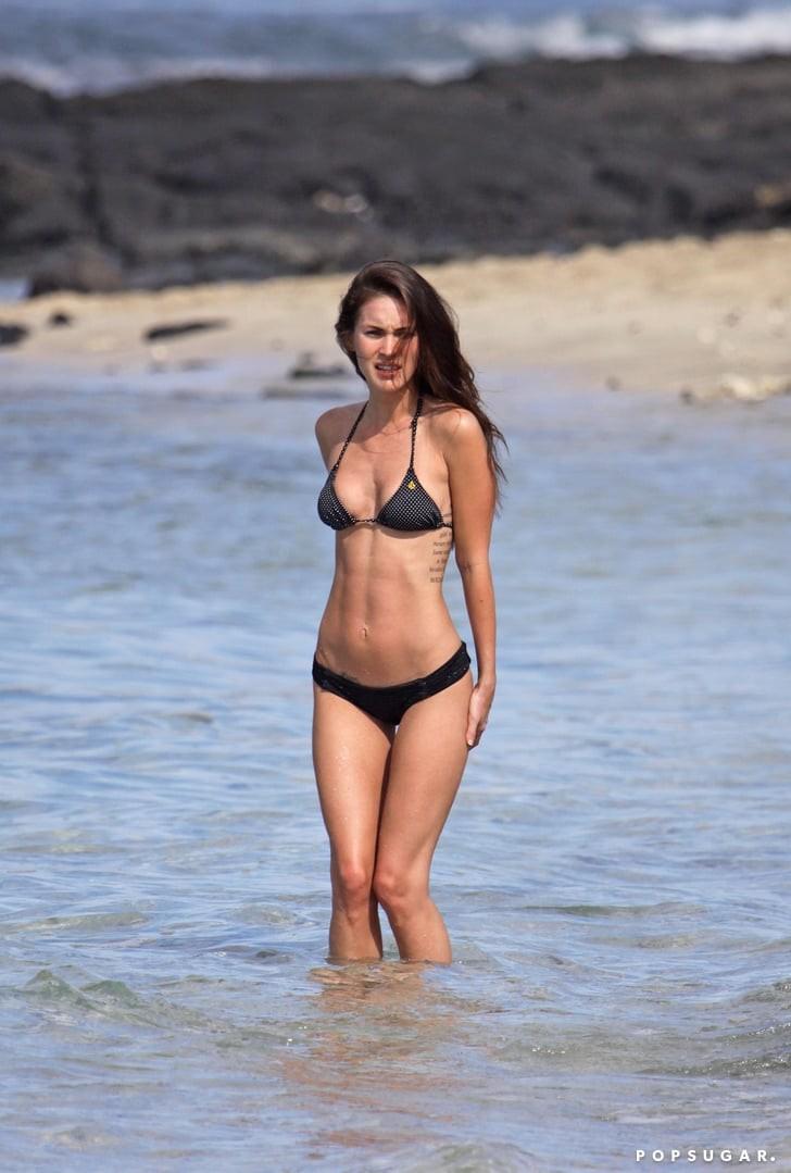 Megan Fox Bikini Pics