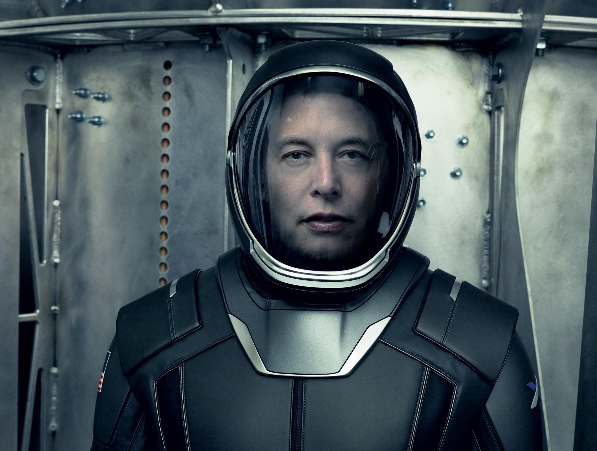 Elon Musk Computer Wallpapers