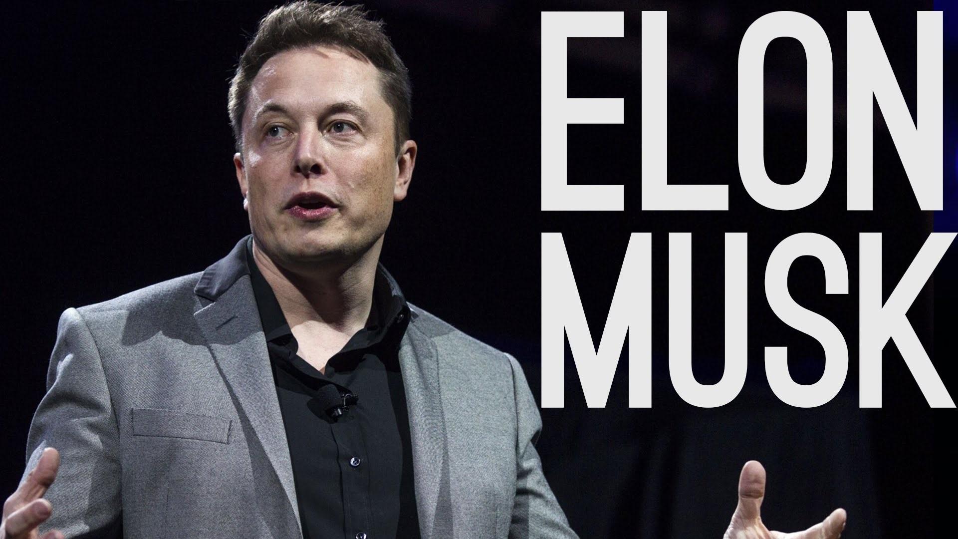 Elon Musk Photos