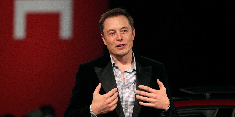 Elon Musk Pics