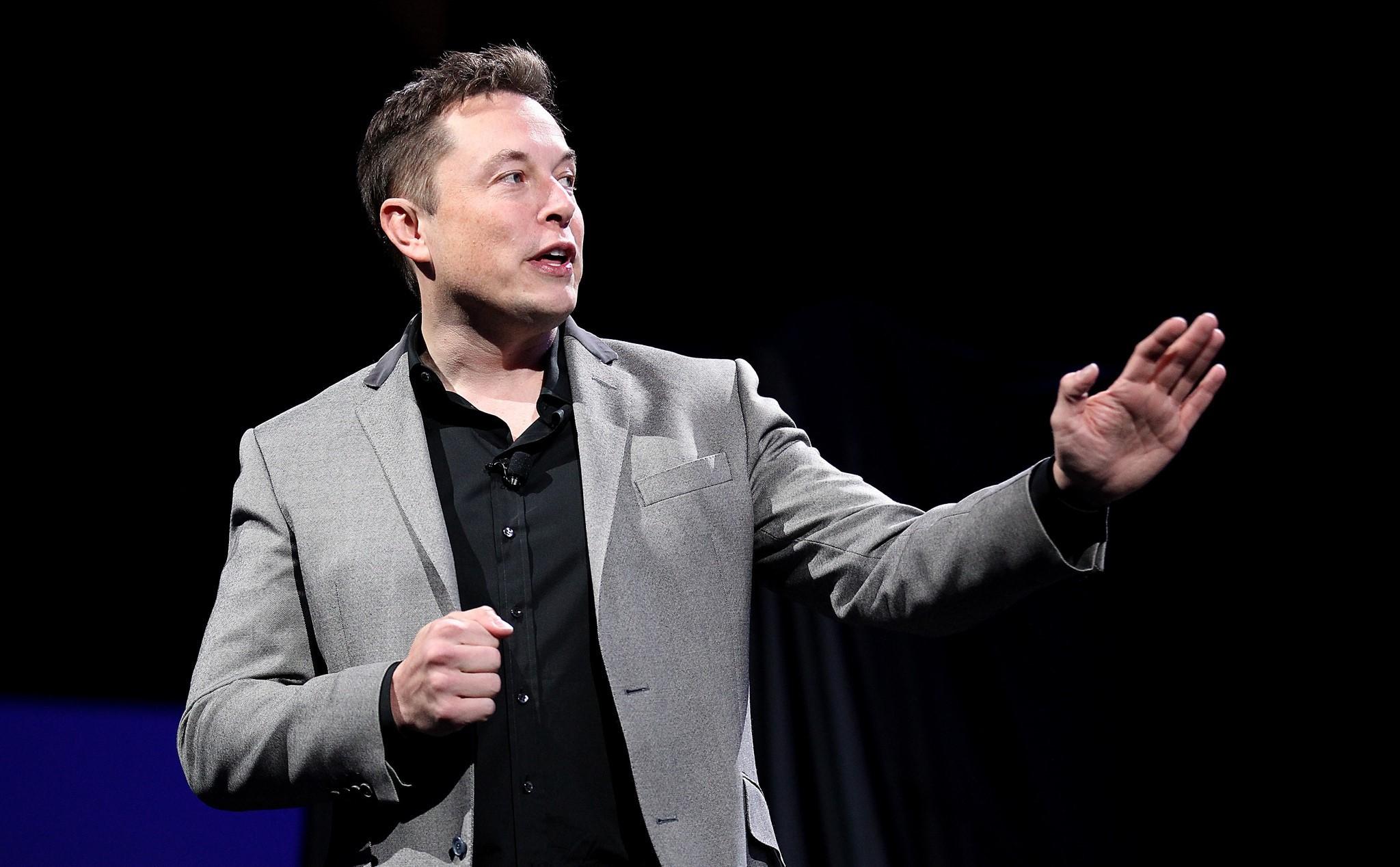 Elon Musk Wallpapers for Windows