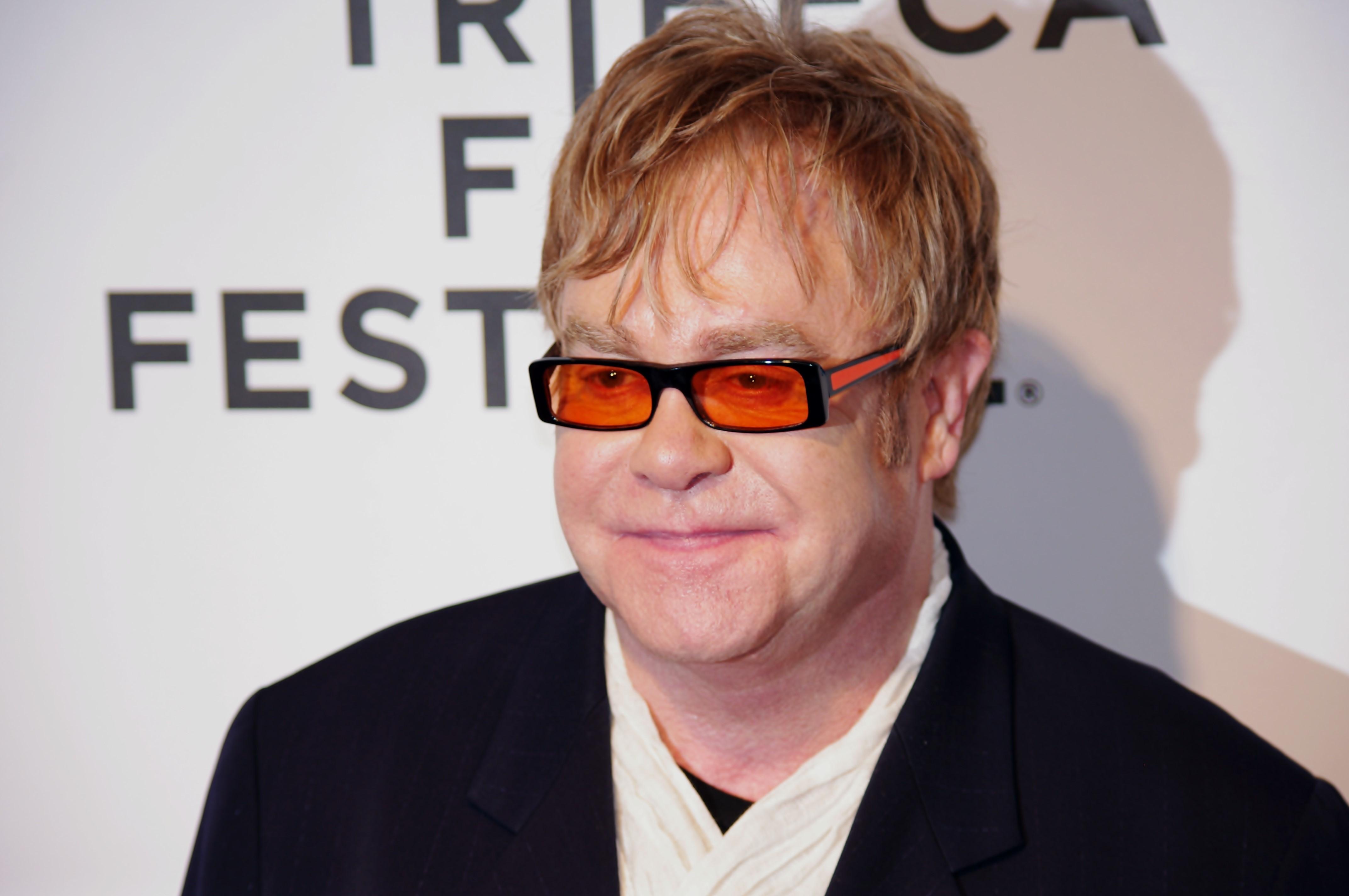 Elton John Background