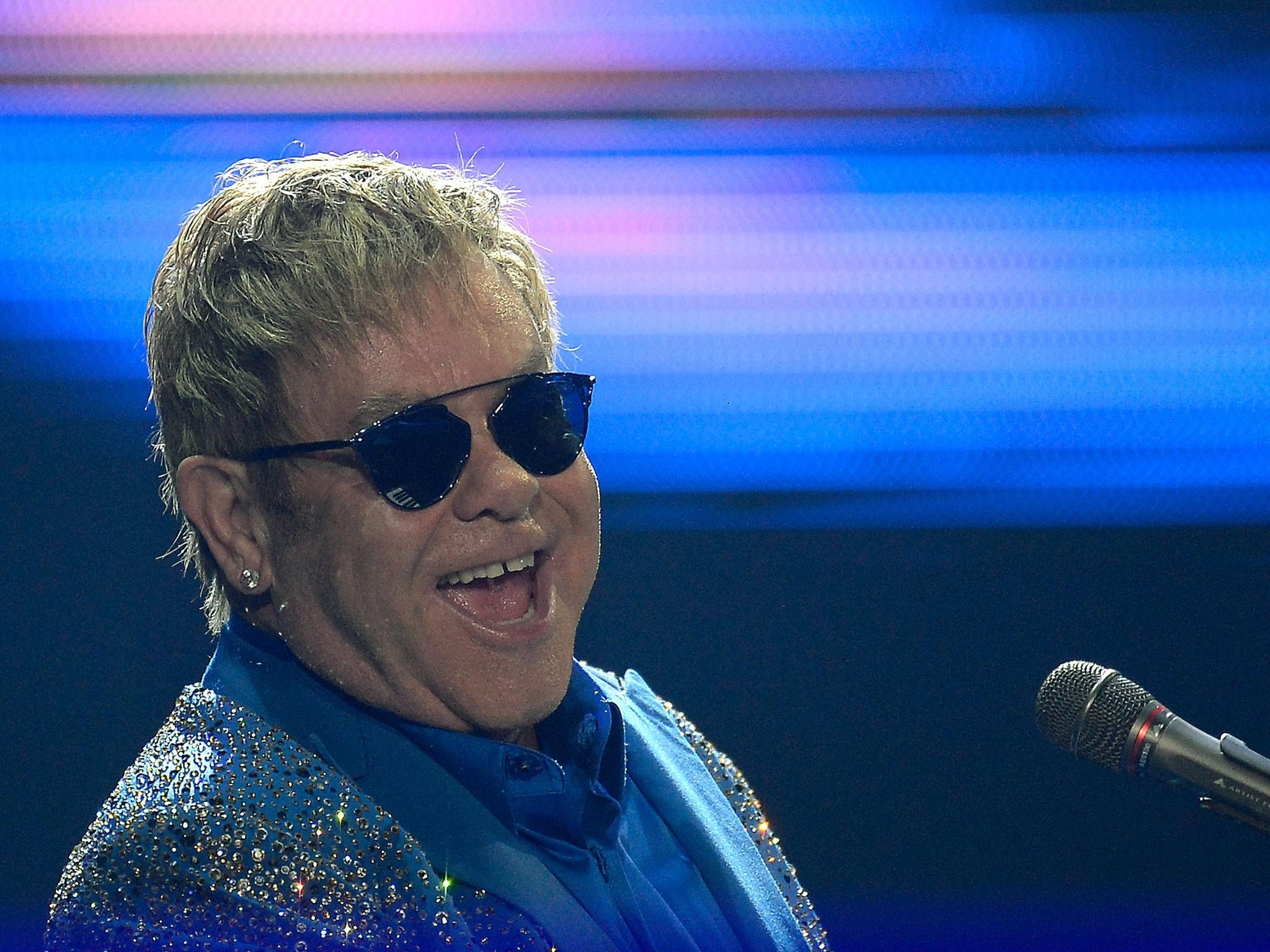 Elton John Desktop images