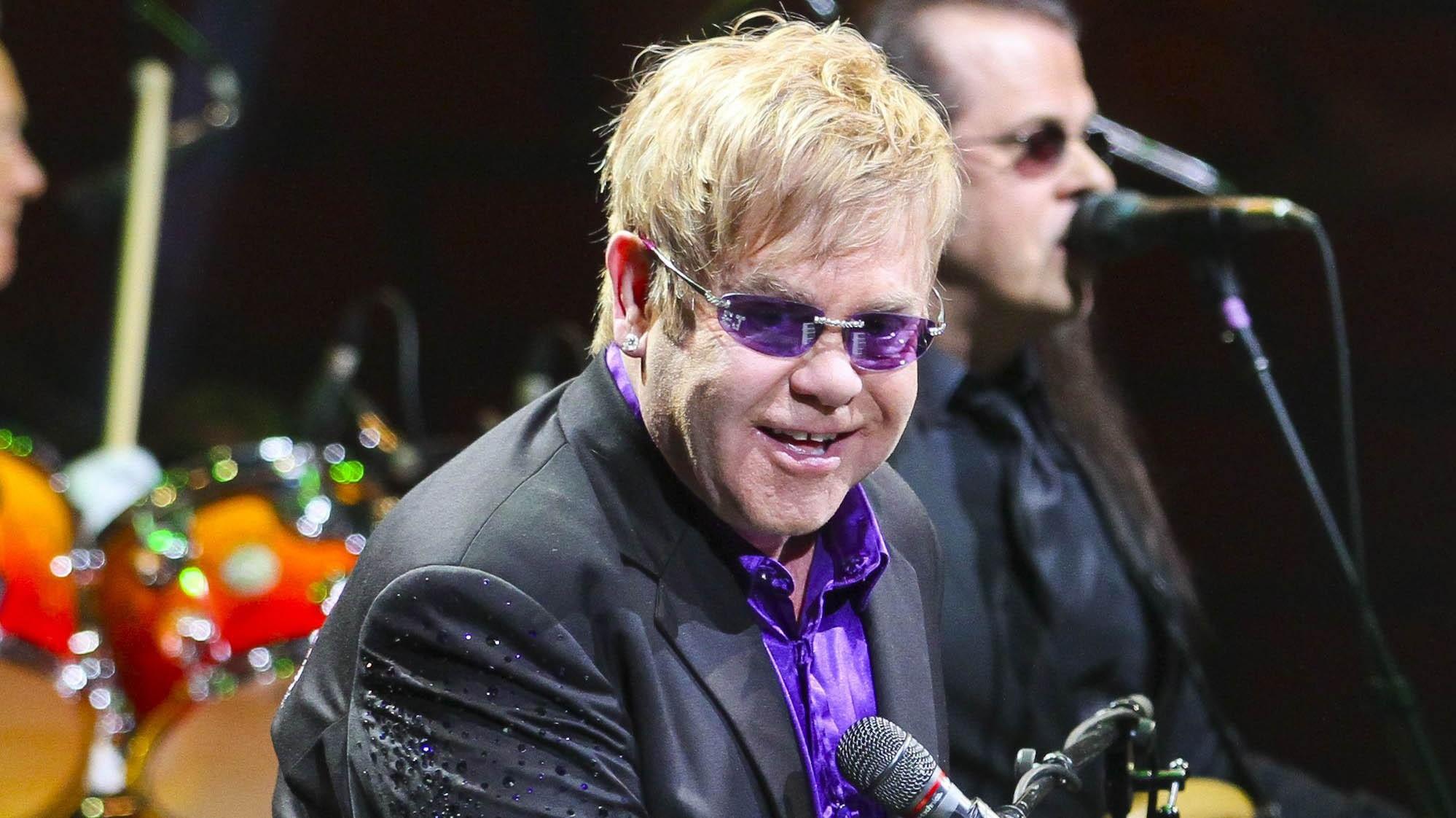 Elton John HQ