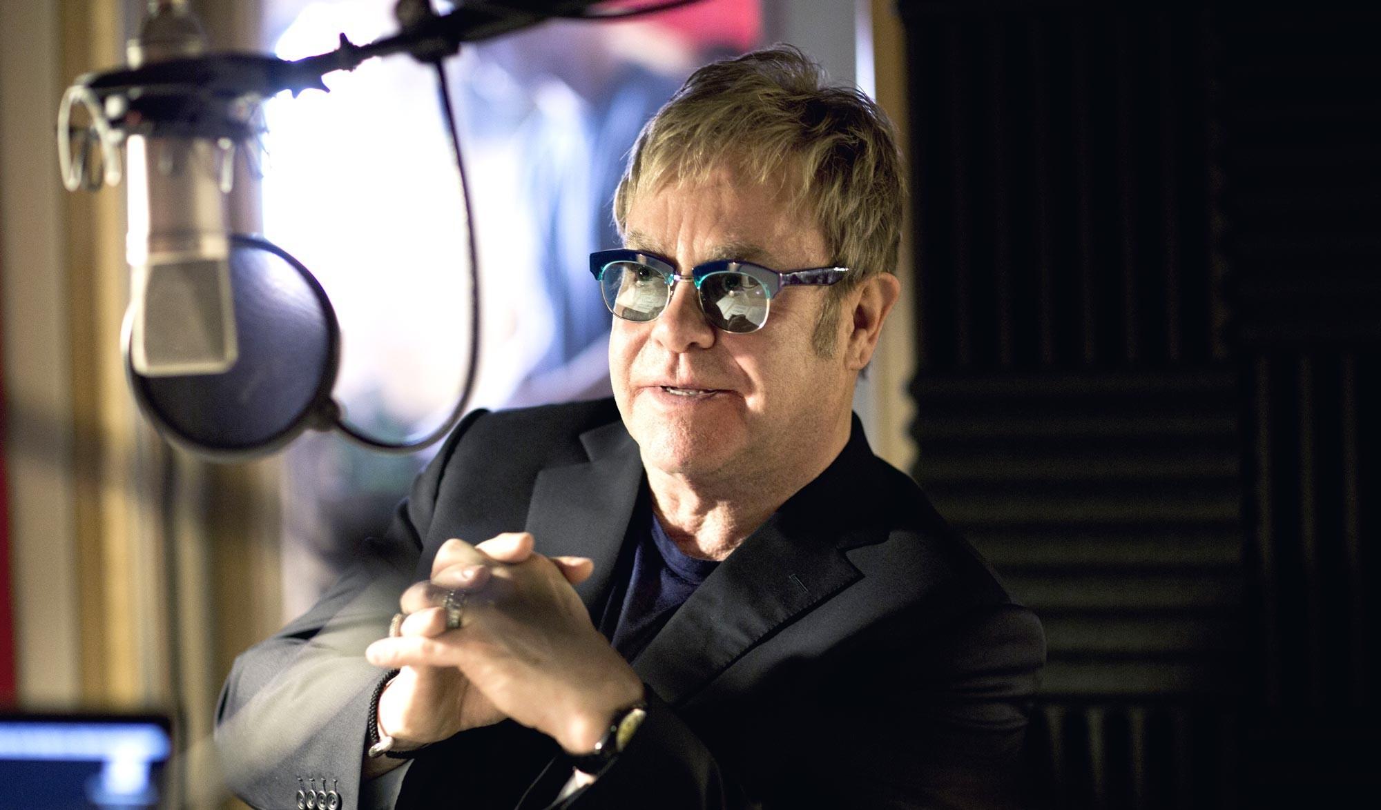 Elton John Laptop Wallpapers