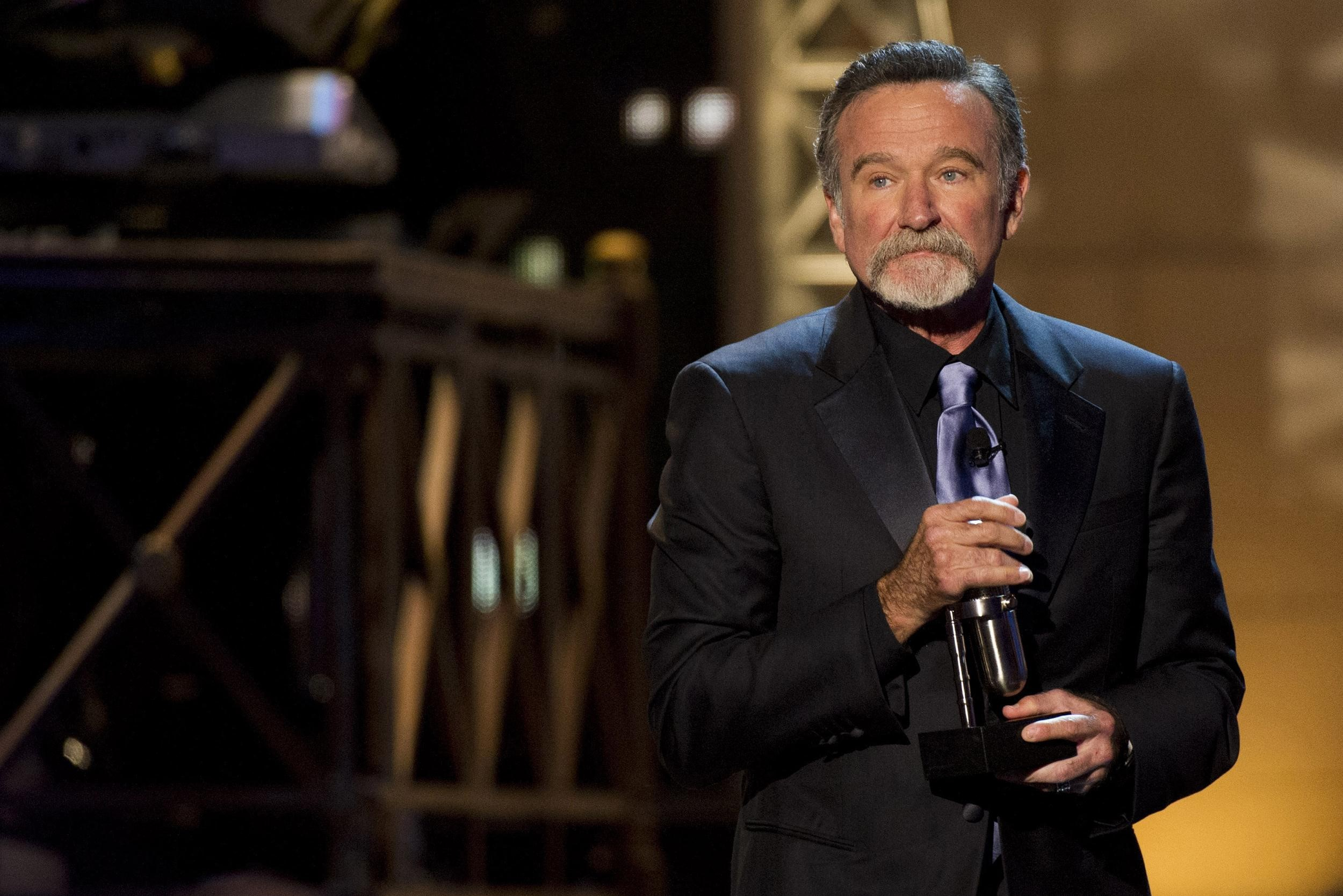 Robin Williams Background Wallpapers